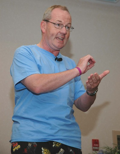 Inspirational motivational speaker for nurses week